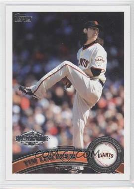 2011 Topps Factory Set Factory Set Exclusive All-Stars #4 - Tim Lincecum