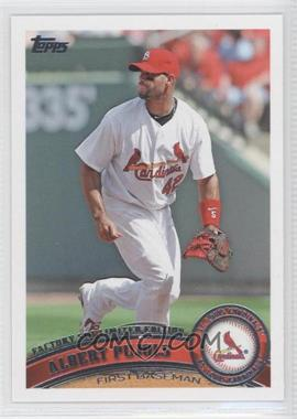 2011 Topps Factory Set Limited Edition #100 - Albert Pujols