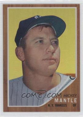 2011 Topps Factory Set Mickey Mantle Chrome Reprints #200 - Mickey Mantle