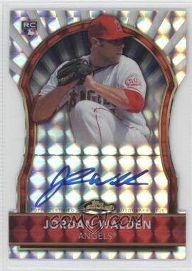 2011 Topps Finest Die-Cut Mosaic Refractor Rookie Autographs [Autographed] #88 - Jordan Walden /10