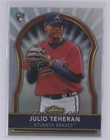Julio Teheran /549 [Near Mint‑Mint+]