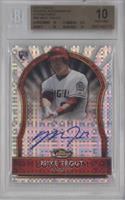 Mike Trout /299 [BGS 10]
