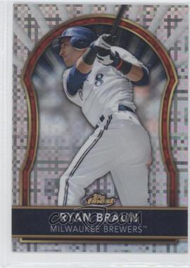 2011 Topps Finest X-Fractor #7 - Ryan Braun /299