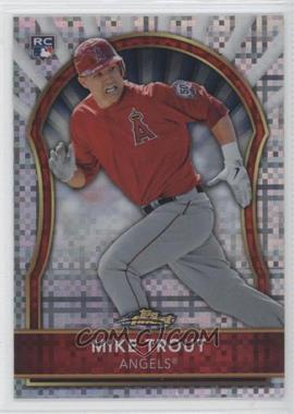 2011 Topps Finest X-Fractor #94 - Mike Trout /299