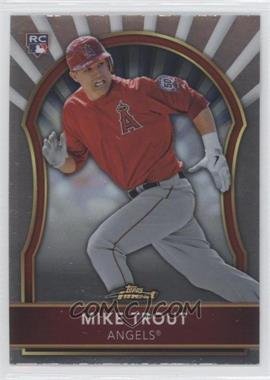 2011 Topps Finest #94 - Mike Trout