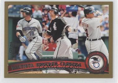 2011 Topps Gold 60 Years of Collecting #202 - Paul Konerko /2011
