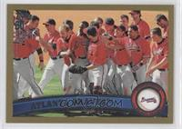 Atlanta Braves Team /2011