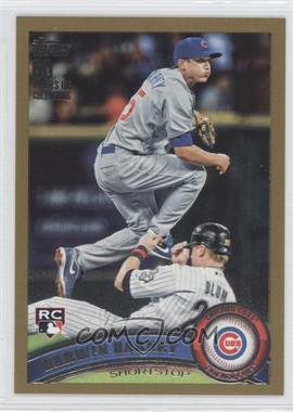 2011 Topps Gold 60 Years of Collecting #347 - Darwin Barney /2011