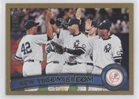 New York Yankees Team /2011