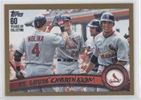 St. Louis Cardinals Team /2011