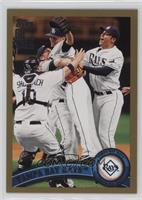 Tampa Bay (Devil) Rays Team /2011