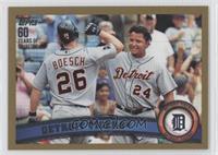 Detroit Tigers Team /2011