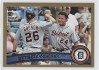 Detroit Tigers Team /2011