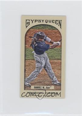 2011 Topps Gypsy Queen - [Base] - Mini #171 - Manny Ramirez