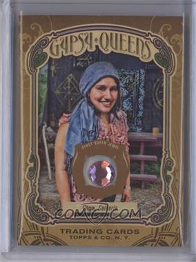 2011 Topps Gypsy Queen Gypsy Queens Jewels #GQ17 - Oliver Caraballo