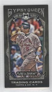 2011 Topps Gypsy Queen Home Run Heroes Mini #HH2 - Albert Pujols