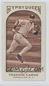 2011 Topps Gypsy Queen Mini Sepia #90 - Derek Jeter /99