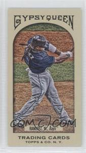 2011 Topps Gypsy Queen Mini #171 - Manny Ramirez