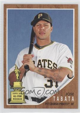 2011 Topps Heritage - [Base] #454 - Jose Tabata