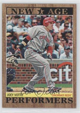 2011 Topps Heritage - New Age Performers #NAP-7 - Joey Votto