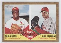 Bob Gibson, Roy Halladay