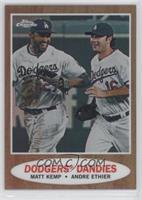 Domonic Brown, Matt Kemp, Andre Ethier /562