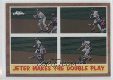 2011 Topps Heritage Chrome #C105 - Derek Jeter /1962