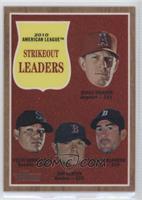 Felix Hernandez, Jon Lester, Justin Verlander, Jered Weaver /1962