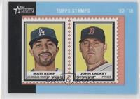 Matt Kemp, John Lackey /62