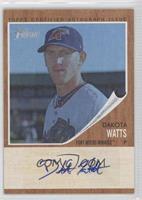 Dakota Watts /99
