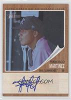 Francisco Martinez /99