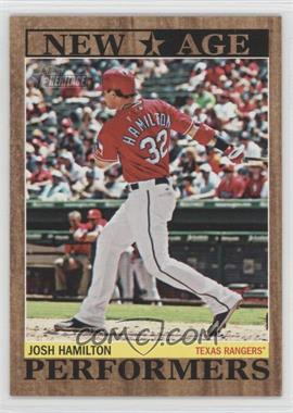 2011 Topps Heritage New Age Performers #NAP-3 - Josh Hamilton