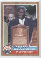 Robinson enshrined in Cooperstown