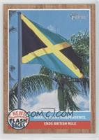 Jamaica Gains Independence