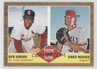 Bob Gibson, Jered Weaver