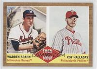 Warren Spahn, Roy Halladay