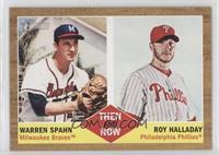 Warren Spahn, Roy Halladay
