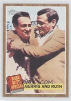 Jason Romano, Charles Johnson, Lou Gehrig, Babe Ruth