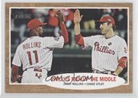 Jimmy Rollins, Chase Utley