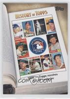 2009 - Topps receives MLB exclusive