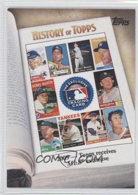 2011 Topps History of Topps #HOT-10 - [Missing]