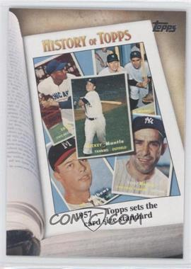 2011 Topps History of Topps #HOT-4 - [Missing]