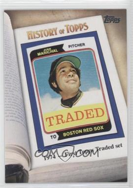 2011 Topps History of Topps #HOT-6 - Justin Masterson