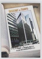 1994 - Topps moves from Brooklyn to NYC