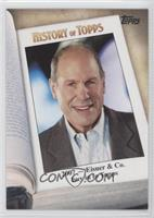 2007 - Eisner & Co. Buy in to Topps (Michael Eisner)