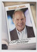 2007 - Eisner & Co. Buy in to Topps (Michael Eisner)