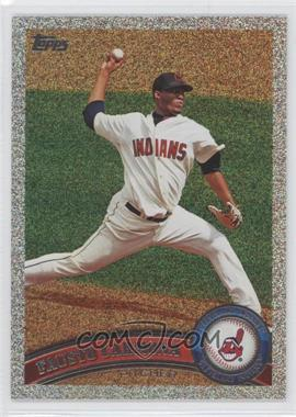 2011 Topps Holiday Factory Set Bonus Pack [Base] #151 - Fausto Carmona /75