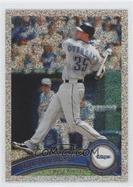 2011 Topps Holiday Factory Set Bonus Pack [Base] #172 - Lyle Overbay /75