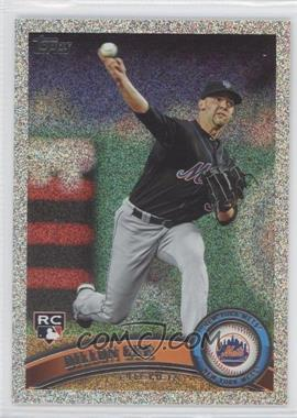 2011 Topps Holiday Factory Set Bonus Pack [Base] #203 - Dillon Gee /75