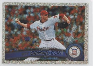 2011 Topps Holiday Factory Set Bonus Pack #146 - Roy Halladay /75